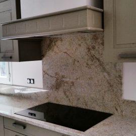 Cuisine Granit beige