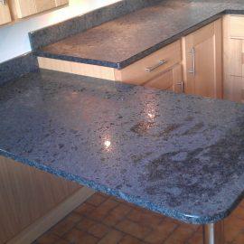 Cuisine Granit gris mat